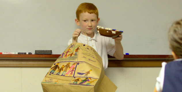 Paper Bag Book Reports | Pinnacle Classical Academy