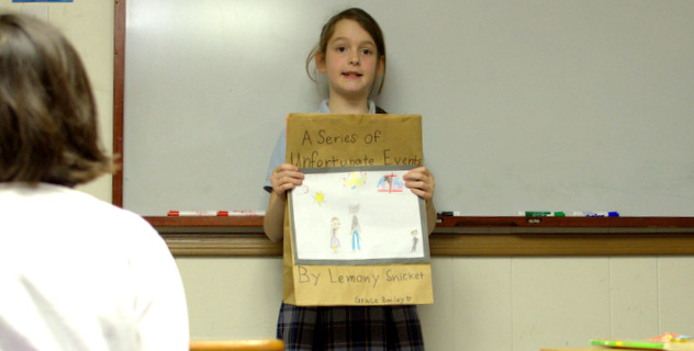 Paper Bag Book Reports Pinnacle Classical Academy